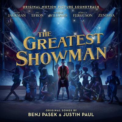 Various Artists The Greatest Showman : CD Album