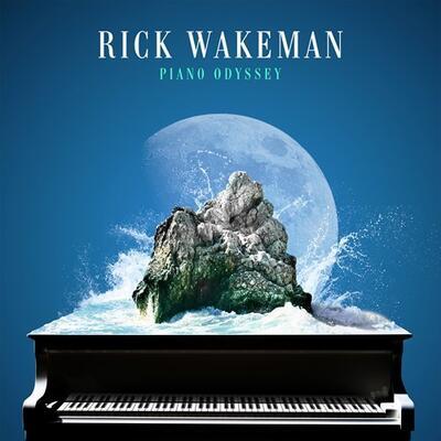 Rick Wakeman Piano Odyssey : CD Album