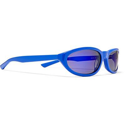 Balenciaga - Oval-Frame Acetate Sunglasses