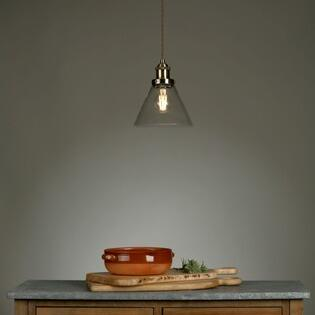 Laura Ashley Isaac Pendant Ceiling Light