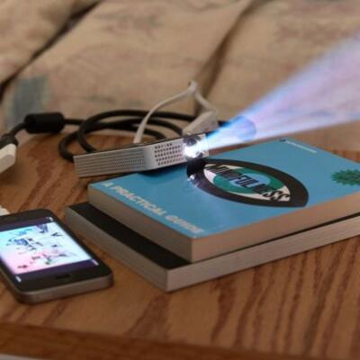 Philips Wireless Picopix Pico Projector
