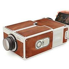 Luckies of London Version 2.0 Smartphone Projector