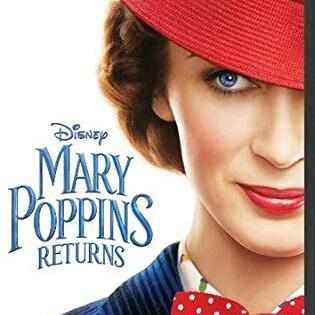 MARY POPPINS RETURNS:  DVD