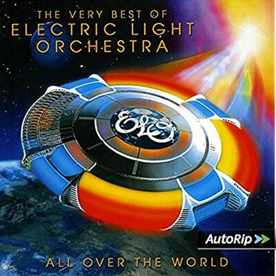 All Over The World: The Very Best Of ELO:  CD