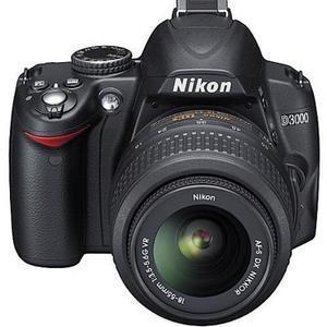 Nikon D3300 18-55 / 3.5-5.6 AF-S G DX VR II ( 24.7 MP,3 -inch LCD )