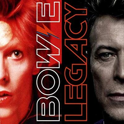 Legacy (The Very Best Of): David Bowie