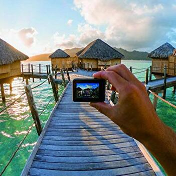 GoPro HERO7 Black - Waterproof Digital Action Camera: