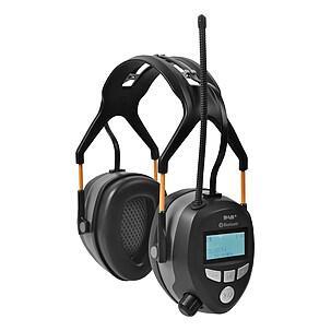 Bluetooth FM/DAB+ Radio Ear Defenders