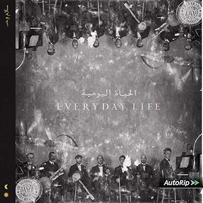 Everyday Life by Coldplay CD