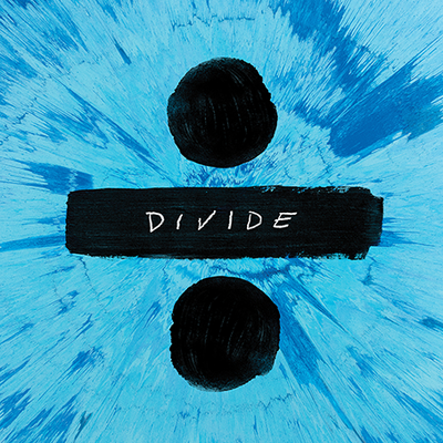DIVIDE cd - Ed Sheeran