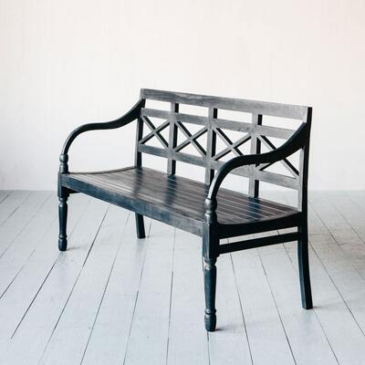 Park-Style Bench Graham & Green
