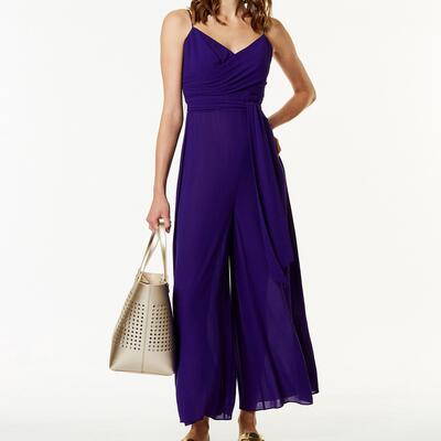 Semi-Sheer Jumpsuit Karen Millen