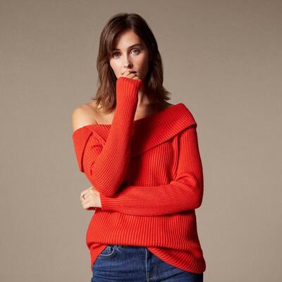Bardot Knit Jumper Karen Millen