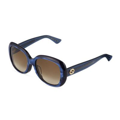 Gucci Oversized Acetate Sunglasses