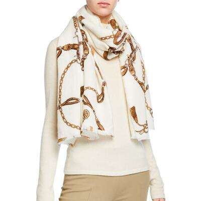 Collection XIIX Status Chain Printed Wrap