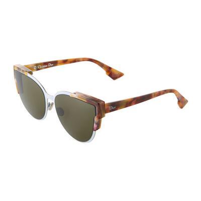 Dior WildlyDior Acetate/Metal Sunglasses