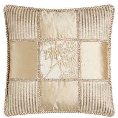 Dian Austin Couture Home Fauna Patch Pillow, 20