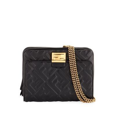 Fendi Kan I Upside-Down Logo Belt Bag