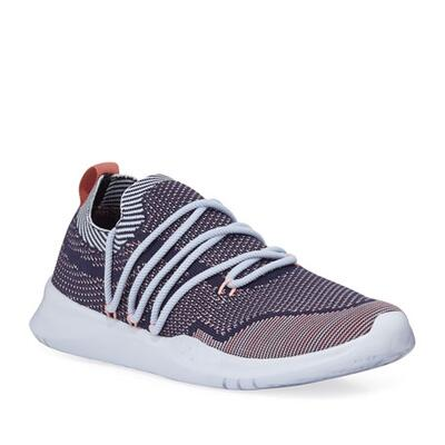 Fabletics Culver Stretch Knit-Mesh Slip-On Sneakers