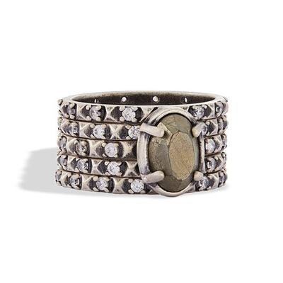 Kendra Scott Reya Stacked Band Ring