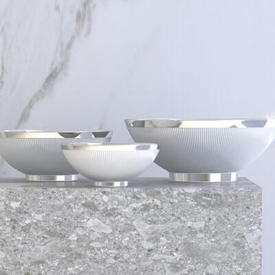 Sieger by Furstenberg Stella Bowl - Large