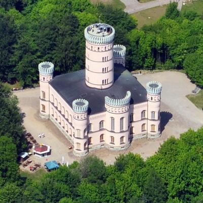 Granitz Hunting Lodge - Rugen - germany