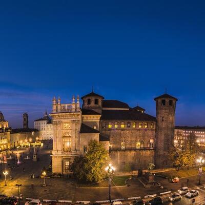 PIAZZA CASTELLO, Turin – Italy