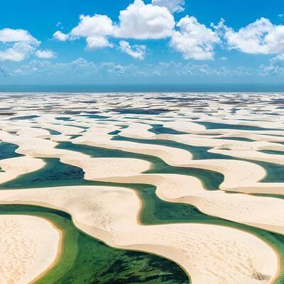 Lençóis Maranhenses National Park - Brazil