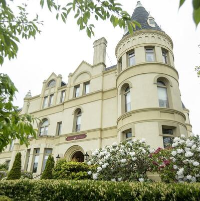 Manresa Castle (Port Townsend) – Washington