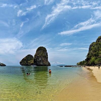 Phra Nang Beach - Krabi - Thailand