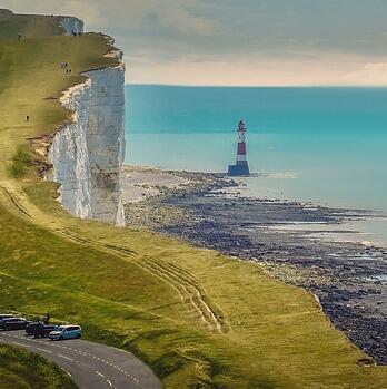 Beachy Head - East Sussex - England