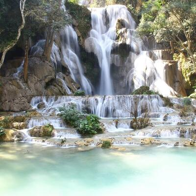 Kuang Si Falls (Luang Prabang) Laos
