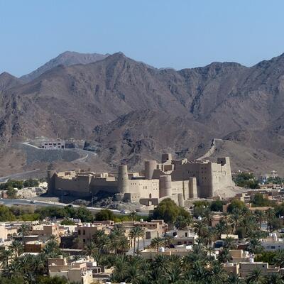 Bahla Fort- Oman