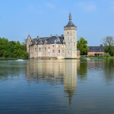 Horst Castle, Holsbeek, Belgium