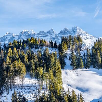 Champoussin - Switzerland
