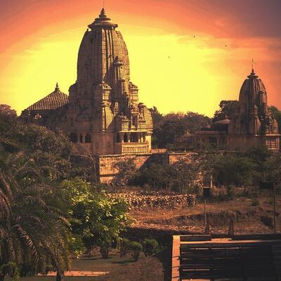 Chittorgarh Fort - Rajasthan - India
