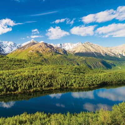 Chugach National Forest ,Alaska