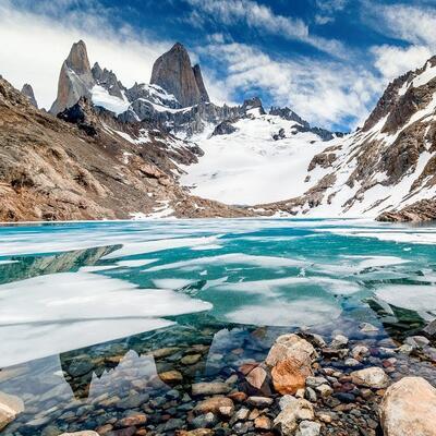 El Chaltén, Argentina, South America