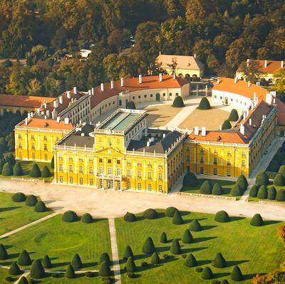 Esterhazy Palace, Fertod, Hungary