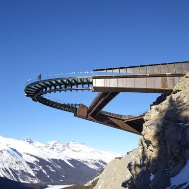 Glacier Skywalk - Jasper National Park - Canada