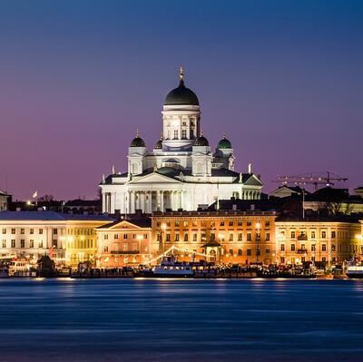 Helsinki Cathedral - Helsinki - Finland