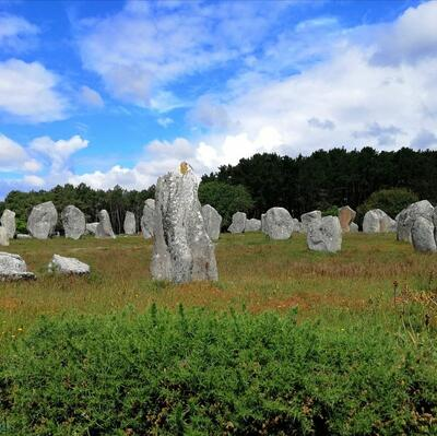 Alignements de Carnac - Brittany, France
