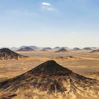 Bahariya Oasis, Al Wahat Al Baharia, Egypt