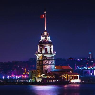 KIz Kulesi (Istanbul) Turkey
