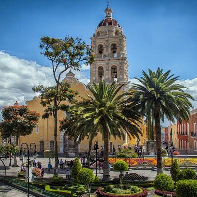 Atlixco   Mexico