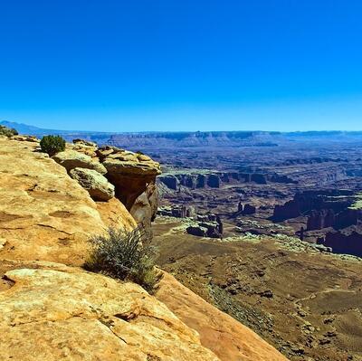 White Rim Trail | Canyonlands National Park | Utah