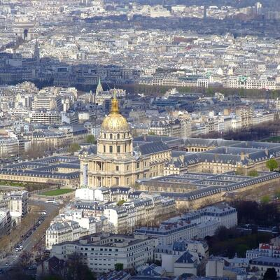 Les Invalides, Paris, France