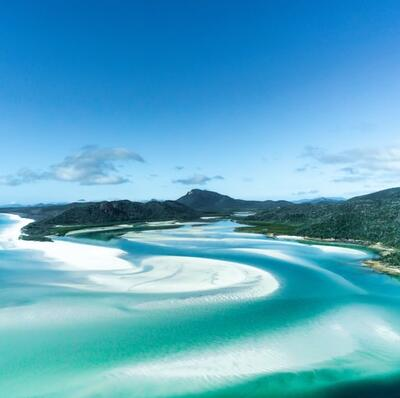 Whitsunday Island, Whitsundays, Queensland, Australia