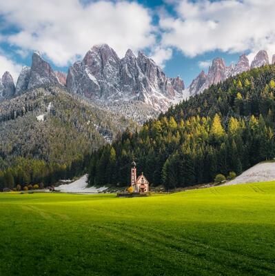 St. Johann in Tirol - Tyrol - Austria