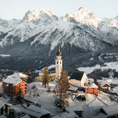 Ftan, Switzerland